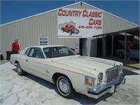 1979 Chrysler Cordoba #12819
