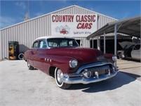 1951 Buick super 4dr sedan #10026