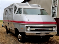 1972 DODGE RECTRANS DISCOVERER MOTORHOME