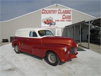 1948 Chevy Sedan Delivery Street Rod #12228