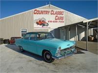 1955 Plymouth Savoy 4dr sedan #12252