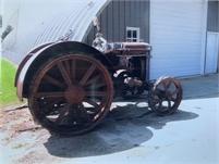 1927 18-32 Cross-motoe Case Tractor