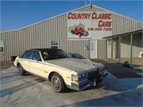 1983 Cadillac Seville #12368
