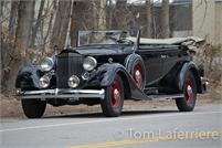 1934 Packard Super Eight Convertible Sedan