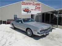 1985 Oldsmobile Toronado #12563