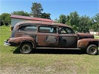 1942 Cadillac Hearse
