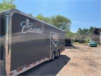ATC Quest 24-ft enclosed trailer
