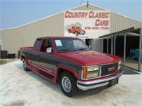 1991 GMC C1500 #12825