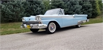 1959 Ford Galaxie 500 Sunliner