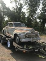 1942 Dodge Custom Town Sedan