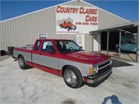 1991 Chevy S10 #12300