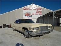 1975 Cadillac Deville #12286