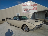 1962 Ford Thunderbird #12339
