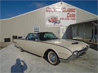 1962 Ford Thunderbird #12339