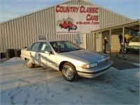 1991 Chevy Caprice Classic #12365