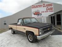 1984 Chevy C10 Silverado #12517