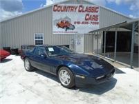 1989 Chevy Corvette #12658