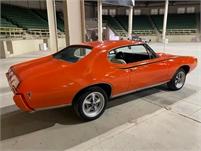 1968 Pontiac Lemans 2 Dr