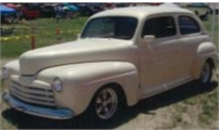 1948 Ford 2 dr street rod