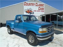 1992 Ford F150 #12826