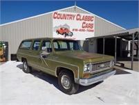 1974 Chevrolet C20 Suburban #11832