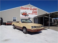 1983 Dodge 400 Conv #11850