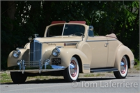 1941 Packard 160 Convertible Coupe Deluxe