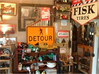 TRUCKS AND STUFF  Antiques