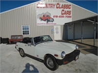 1976 MG Midget Convertible #12331