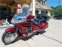Honda, 1999 Goldwing Aspencade