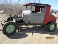 1927 Paige 6-45 Coupe Restoration Project