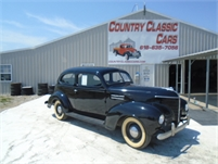 1939 Plymouth #12639