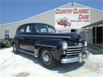 1947 Ford super deluxe #12748