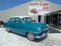 1953 Plymouth Cranbrook #12824