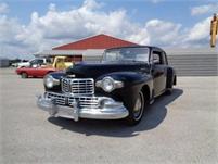 1948 Lincoln Continental #10726