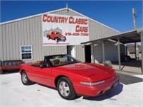 1990 Buick Reatta Conv #11841