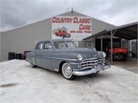 1950 Chrysler Windson #12023