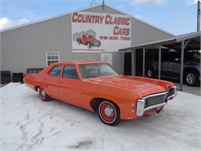 1969 Chevy Biscayne #12021