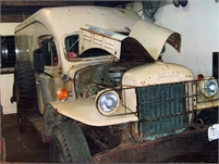 1952 Dodge Power Ambulance