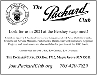 The Packard Club
