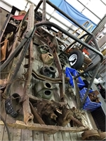 Willys M38 Jeep Parts For Sale
