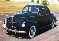 1940 Ford Standard 5 Window Coupe