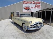 1953 Packard Series 26 Conv #11186