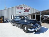 1947 Buick 4dr Sedan#9885