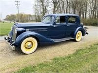 1936 Packard Eight