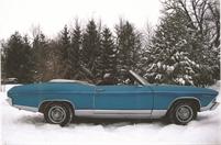 1969 Chevrolet Chevelle FOR SALE: