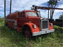1966 International Fire Truck