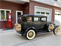 1931 Chevrolet Independence AE