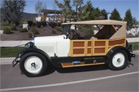 Dodge Brothers Woodie Touring