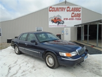 2000 Mercury Grand Marquis #12572